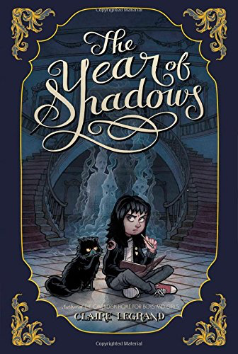 The Year of Shadows: 13 Spooky, Gothic or Creepy Middle Grade Books for Christmas