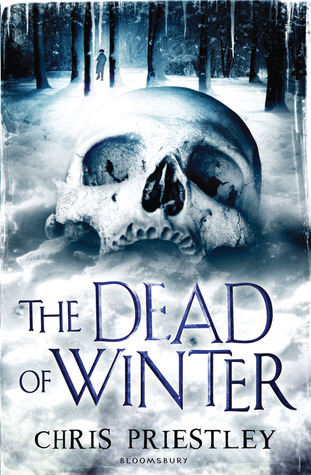 The Dead of Winter by Chris Priestley - 13 creepy middle grade books for Christmas