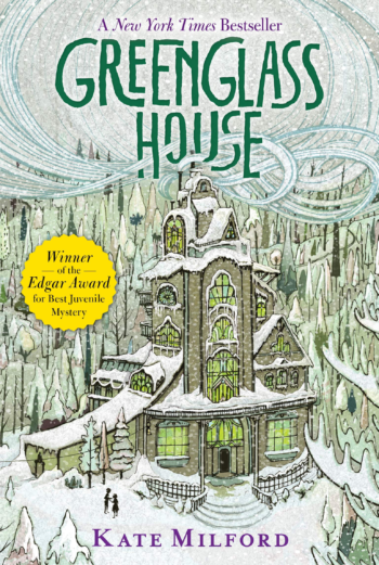 Greenglass House by Kate Milford: 13 spooky middle grade books for Christmas